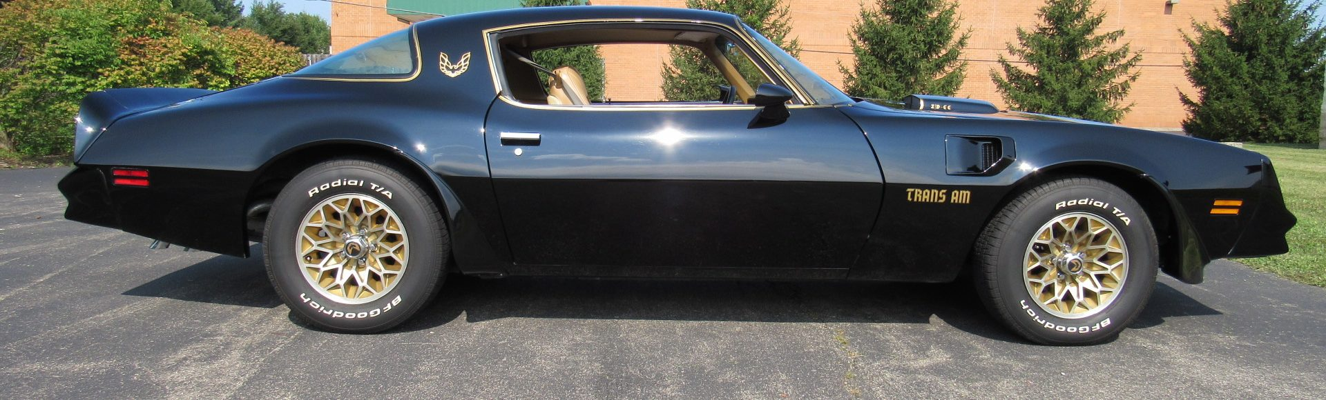 1977 Pontiac Trans Am, Restored, #'s Match, 25,900
