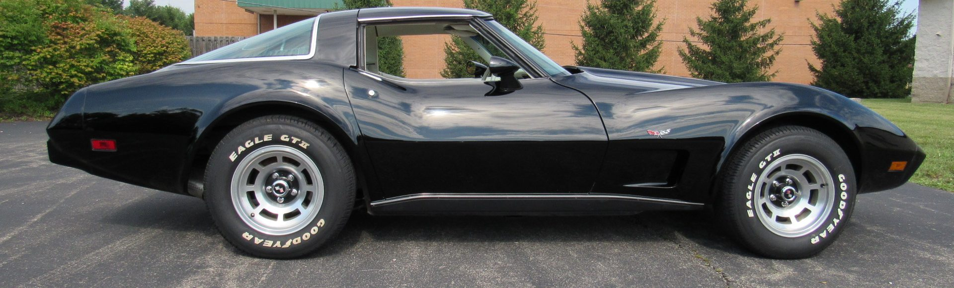 1978 Corvette, Black/Oyster, Auto, 2 Owners, SOLD!