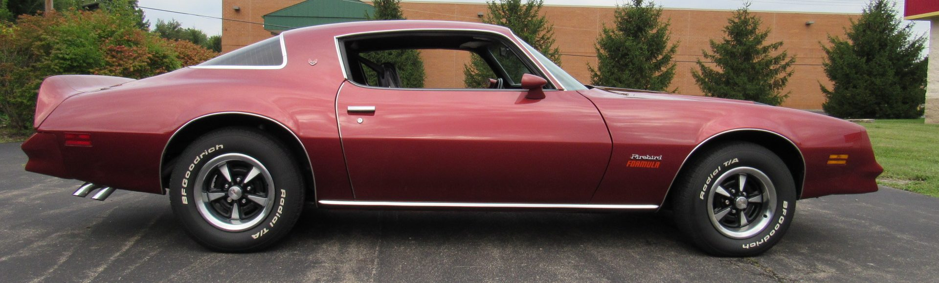 1978 Formula, W72, 4 Speed, Carmine Red $19,900