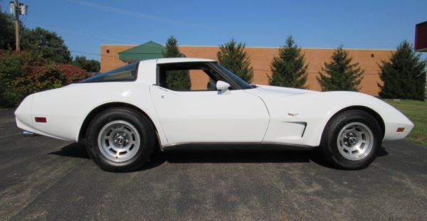 1979 Vette, One Owner, Auto, $10,900