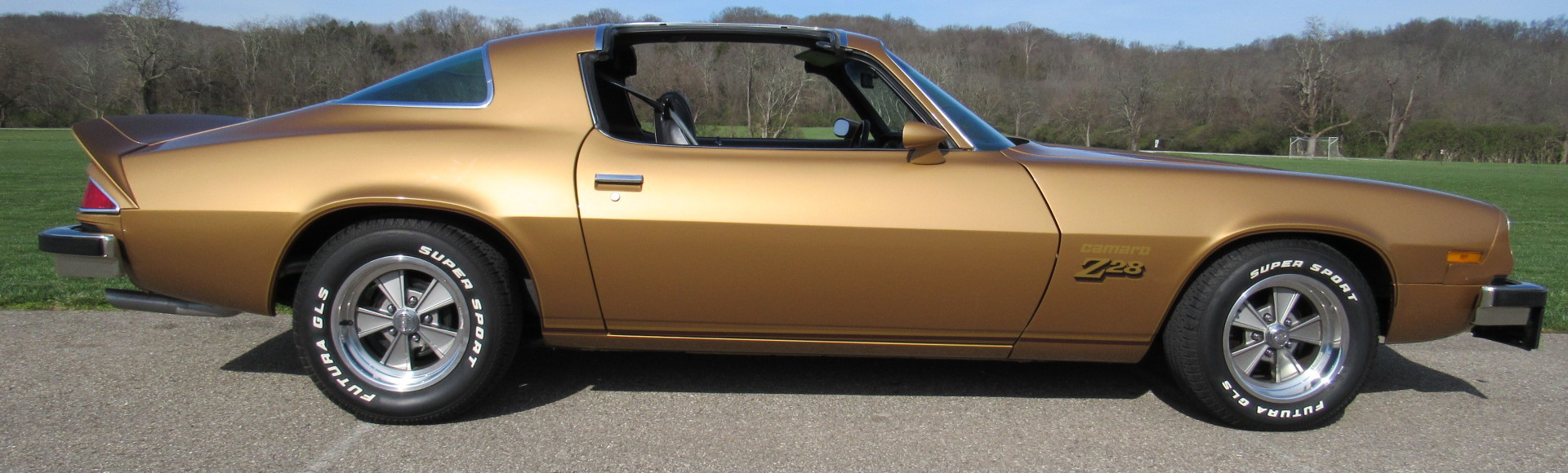 1977 Camaro 4speed T top 64K miles
