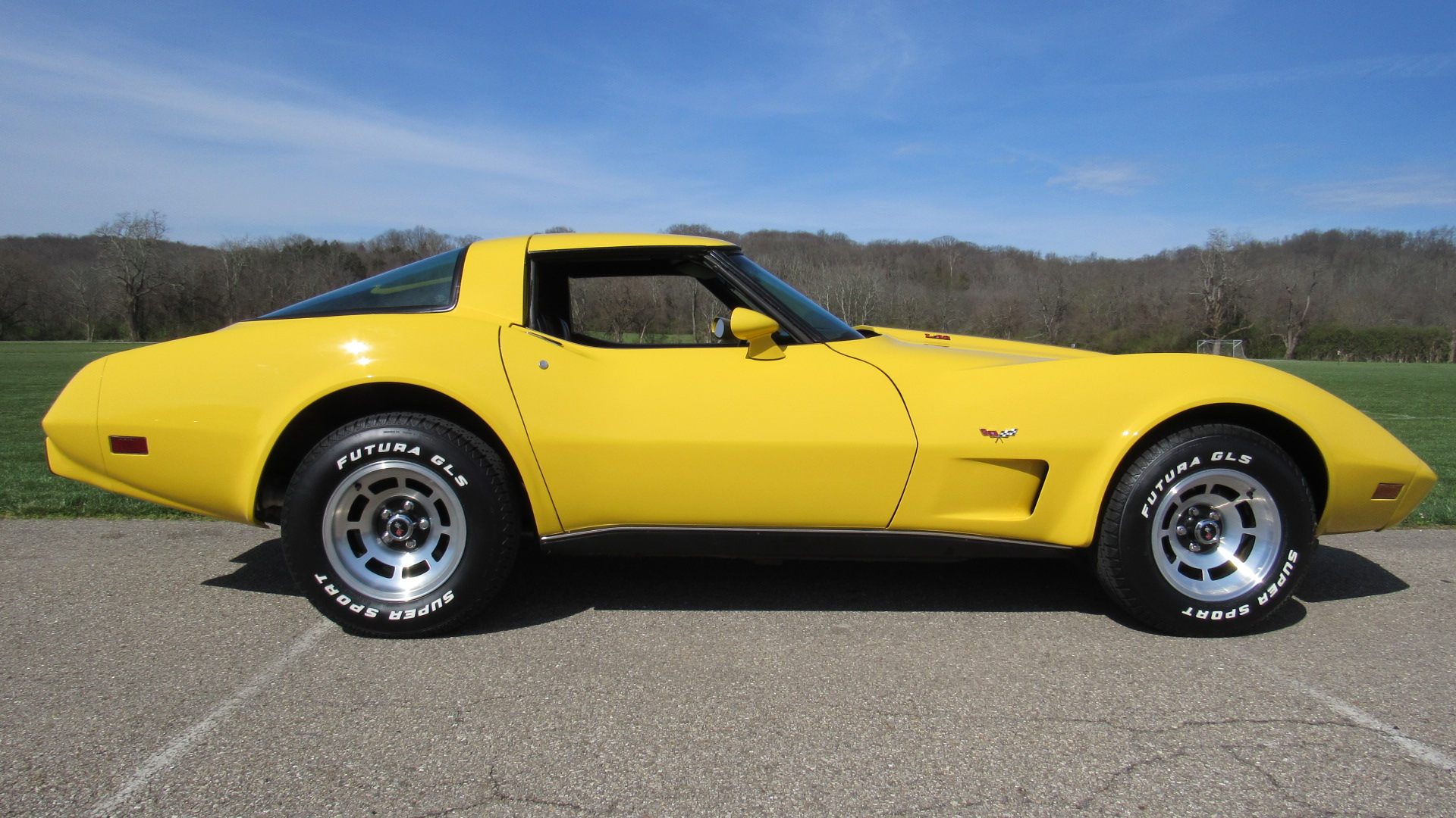 1979 Yellow 4 Speed Corvette Sold Cincy Classic Cars