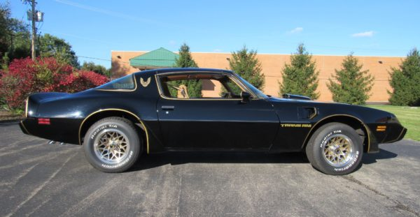 1979 S.E. Trans Am, Y84, 4 Speed, 65K, $39,900