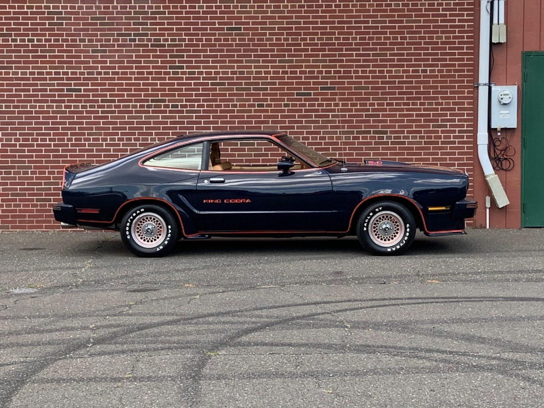 1978 Ford Mustang King Cobra Specs